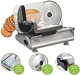 Brotschneidemaschine | Brotschneider | Bread Slicer | Allesschneider | Schneidegerät | 150 Watt |...